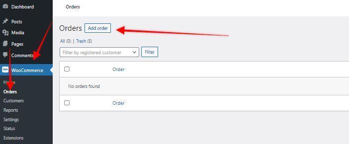 Orders ‹ we are ag — WordPress - Google Chrome 2021-08-02 at 6.24.48 PM