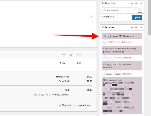 Edit order ‹ we are ag — WordPress - Google Chrome 2021-08-02 at 7.03.20 PM