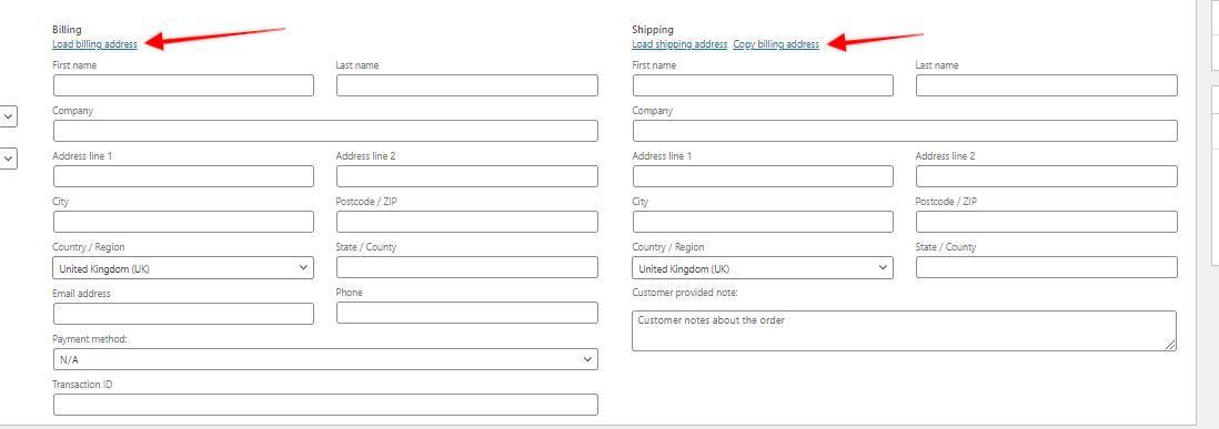 Add new order ‹ we are ag — WordPress - Google Chrome 2021-08-02 at 6.36.35 PM